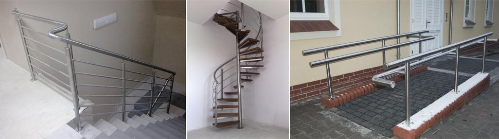 balustrady-poznań-ze stali-nierdzewnej